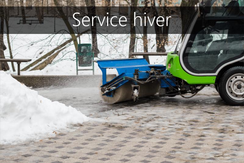 Service hiver